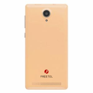 freetel(フリーテル) SIMフリースマートフォン 「Priori3 LTE」 ヌーディーベージュ FTJ152A-PRIORI3LTE-NU