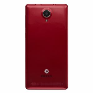freetel(フリーテル) SIMフリースマートフォン 「Priori3 LTE」 ルビーレッド FTJ152A-PRIORI3LTE-RR