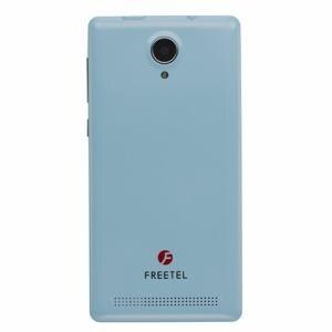 freetel(フリーテル) SIMフリースマートフォン 「Priori3 LTE」 ミントブルー FTJ152A-PRIORI3LTE-MT
