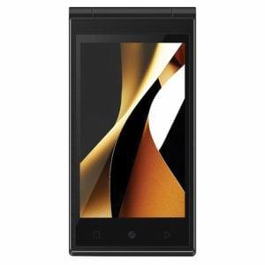 フリーテル SIMフリースマートフォン 「FREETEL -MUSASHI-」 ブラック FTJ161A-MUSASHI-BK
