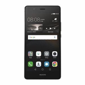 Huawei(ファーウェイ) VNS-L22-BLACK P9 LITE 51090LVG Android 6.0搭載 5.2インチ液晶 SIMフリースマートフォン Black(ブラック)