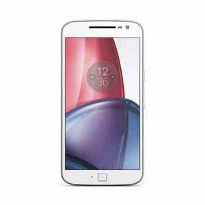 Motorola AP3753AD1J4 SIMフリースマートフォン moto g4PLUS ホワイト