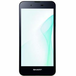 シャープ SH-M04-AW SIMフリースマートフォン Android6.0 5.0型 「AQUOS(アクオス)」 ホワイト