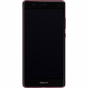 Huawei(ファーウェイ) EVA-L09-RED P9 Android 6.0搭載 5.2インチ液晶 SIMフリースマートフォン レッド(限定カラーモデル)