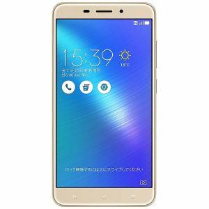 ASUS ZC551KL-GD32S4 SIMフリースマートフォン Android 6.0.1・5.5型ワイド 「ZenFone 3 Laser」 ゴールド