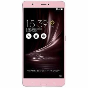 ASUS ZU680KL-RG32S4 SIMフリースマートフォン Android 6.0.1・6.8型 「ZenFone 3 Ultra」 ローズゴールド