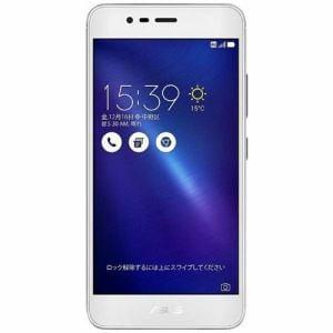 ASUS ZC520TL-SL16 SIMフリースマートフォン 「ZenFone 3 Max」 シルバー