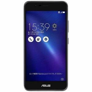 ASUS ZC520TL-GY16 SIMフリースマートフォン 「ZenFone 3 Max」 グレー