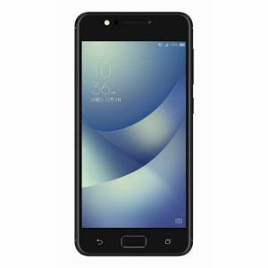 ASUS ZC520KL-BK32S3 SIMフリースマートフォン Android 7.1.1・5.2型 「ZenFone 4 Max」 32GB ネイビーブラック