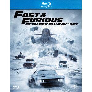 <BLU-R> ワイルド・スピード オクタロジー Blu-ray SET(初回生産限定)