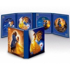 <BLU-R> 美女と野獣 MovieNEX ブルーレイ+DVDセットコレクション