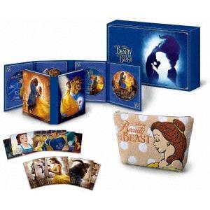 <BLU-R> 美女と野獣 MovieNEX ブルーレイ+DVDセットコレクション スペシャルBOX(数量限定)