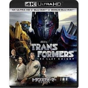 <4K ULTRA HD> トランスフォーマー/最後の騎士王 特典ブルーレイ付き(4K ULTRA HD+ブルーレイ)