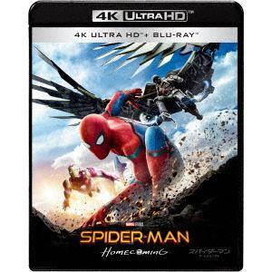 <4K ULTRA HD> スパイダーマン:ホームカミング(初回生産限定版)(4K ULTRA HD+ブルーレイ)