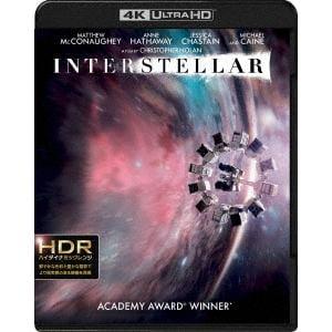 <4K ULTRA HD> インターステラー(4K ULTRA HD+ブルーレイ)