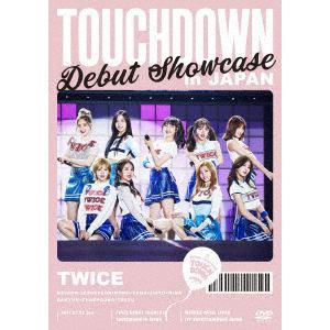 "<DVD> TWICE / DEBUT SHOWCASE""Touchdown in JAPAN"""