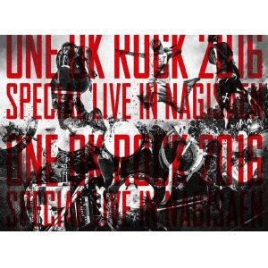 <DVD> ONE OK ROCK / ONE OK ROCK 2016 SPECIAL LIVE IN NAGISAEN