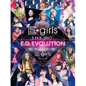 <DVD> E-girls / E-girls LIVE 2017 ~E.G.EVOLUTION~