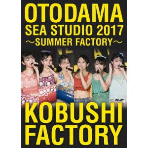 <DVD> こぶしファクトリー / OTODAMA SEA STUDIO 2017 ~SUMMER FACTORY~