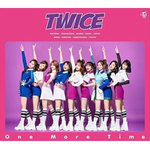<CD> TWICE / One More Time(初回生産限定盤A)(DVD付)