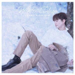 【発売日翌日以降お届け】<CD> JUNHO(From 2PM) / Winter Sleep