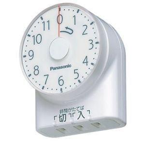 パナソニック 電源タイマー WH3101WP WH3101WP