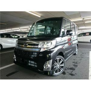 ダイハツ タント カスタムRSトップエディションSAⅡ ブラック【届出済未使用車】