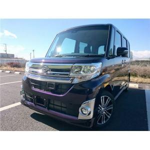ダイハツ タント カスタムRSトップエディションSAⅡ パープル【届出済未使用車】