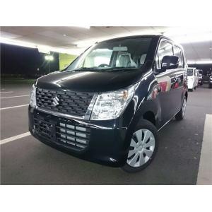 スズキ ワゴンR FX ブラック【届出済未使用車】