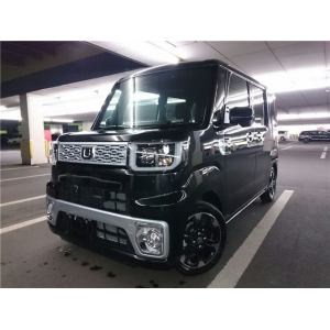 ダイハツ ウェイク G SA UGP ブラック【届出済未使用車】