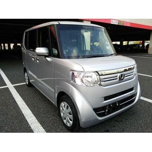 ホンダ N-BOX G・Lパッケージ シルバー【届出済未使用車】