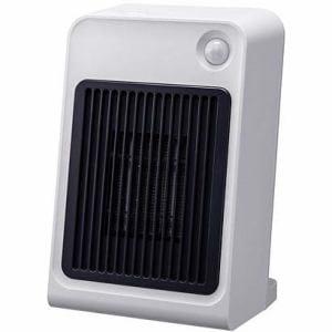 スリーアップ CHT-1531WH 人感センサー付 ミニセラミックヒーター ホワイト