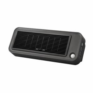 スリーアップ CHT1637/BR 人感センサー付き縦横セラミックヒーター 2WAYマルチヒート ブラウン