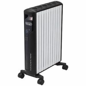 デロンギ MDH15WIFI-BK マルチダイナミックヒーター Wi-Fiモデル(~10畳) ピュアホワイト+マットブラック