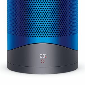 ダイソン HP00IB 空気清浄機能付ファンヒーター 「Dyson Pure Hot + Cool」 アイアン / ブルー