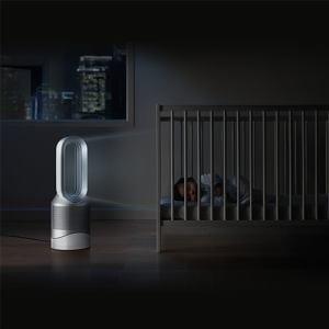 ダイソン HP00WS 空気清浄機能付ファンヒーター 「Dyson Pure Hot + Cool」ホワイト / シルバー