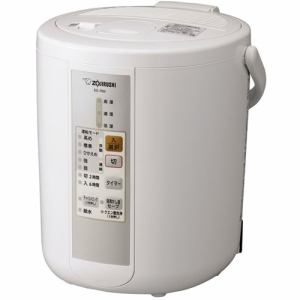 象印 EE-RM35-WA スチーム式加湿器(木造6畳/プレハブ10畳まで) ホワイト
