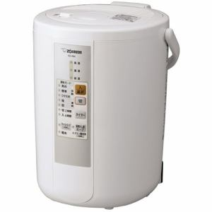 象印 EE-RM50-WA スチーム式加湿器(木造8畳/プレハブ13畳まで) ホワイト