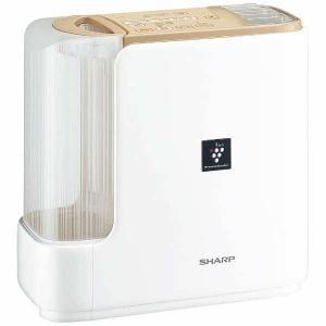 シャープ HV-G50-C ハイブリッド式加湿機(木造8.5畳まで/プレハブ洋室14畳まで) ベージュ