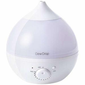 スリーアップ HFT-1715WH 加湿器 デュードロップS  ホワイト