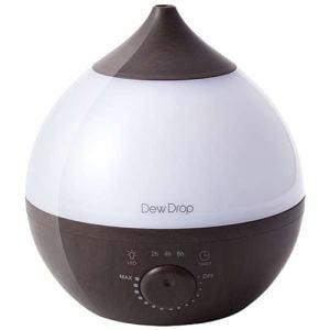 スリーアップ HFT-1717DW 加湿器 デュードロップL  ダークウッド