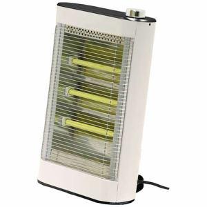 コイズミ KEH-0973/W 電気ストーブ ホワイト
