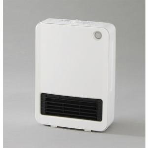 アイリスオーヤマ KJCH-125D 人感センサー付きセラミックファンヒーター ホワイト