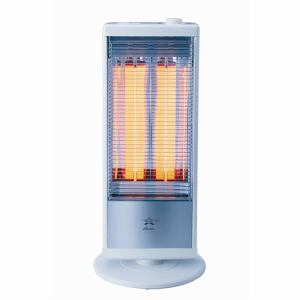 アラジン AEHG105N 電気ストーブ ホワイト