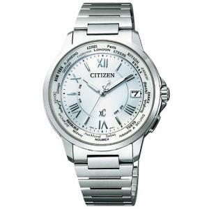 シチズン CB1020-54A xC クロスシー エコ・ドライブ電波時計 多極受信型 針表示式 メンズ