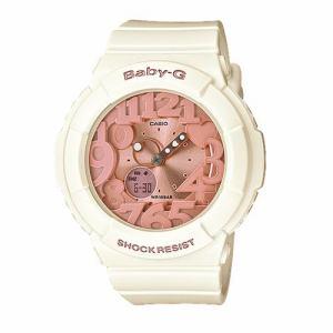 カシオ BGA-131-7B2JF Baby-G Shell Pink Colors(シェルピンクカラーズ)