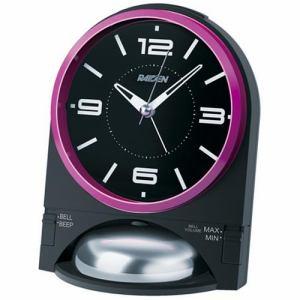 セイコークロック 目ざまし時計 クオーツ ライト付き NR436K