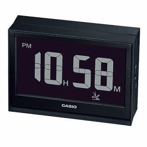 カシオ DQD-S02NJ-1JF 電波置時計 温・湿度計測機能 電子音アラーム(5段階変化) LEDライト付