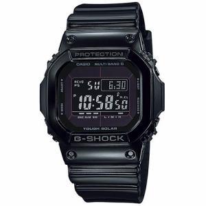 カシオ GW-M5610BB-1JF G-SHOCK Grossy Black Series マルチバンド6