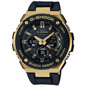 カシオ GST-W100G-1AJF G-SHOCK G-STEEL Gスチール マルチバンド6
